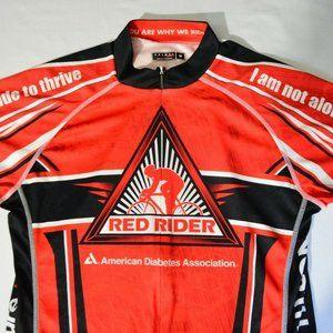 Red Rider Tour de Cure American Diabetes Assoc